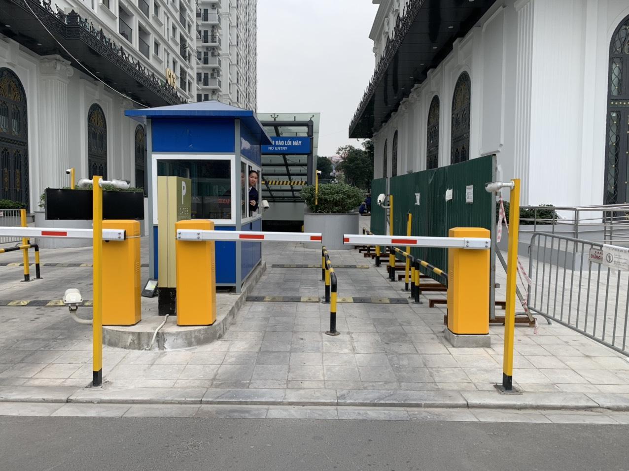 Barrier tự động  BS3063 - AC - 1.5S