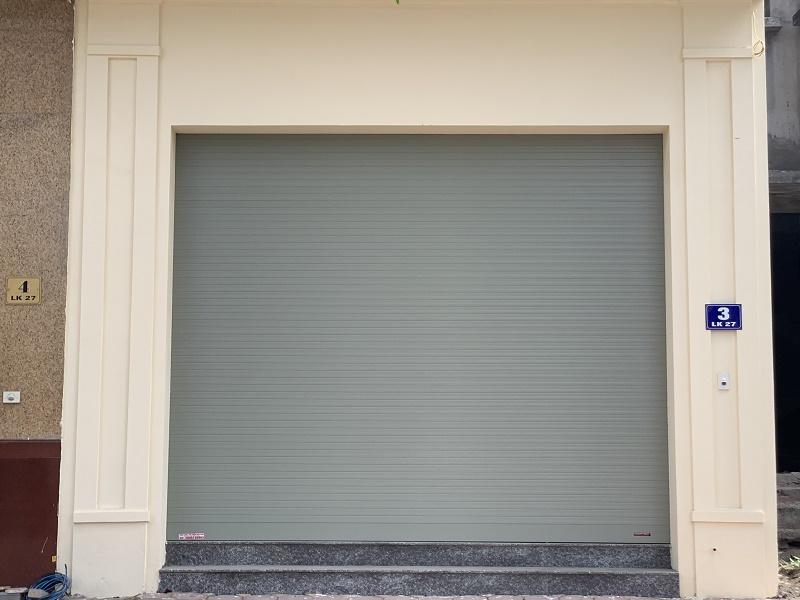 Cửa Cuốn Khe Thoáng 1.4 – 1.7mm