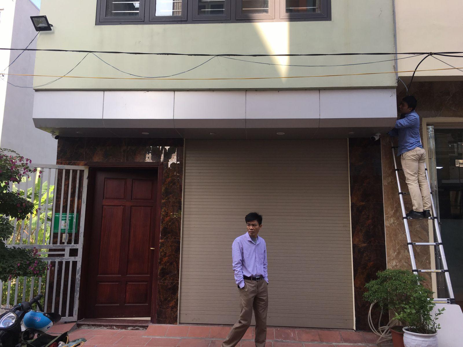 cửa cuốn khe thoáng