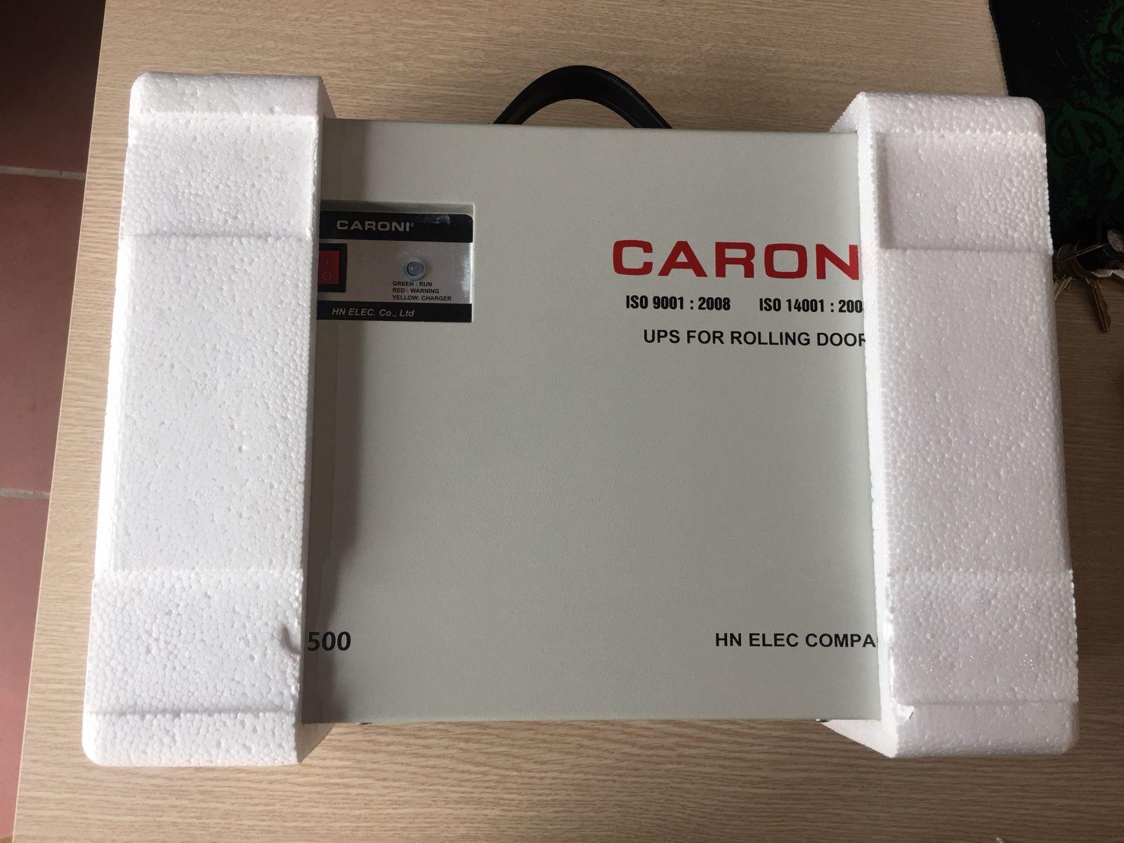 lưu điện caroni