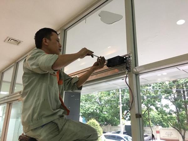kỹ thuật cửa kính