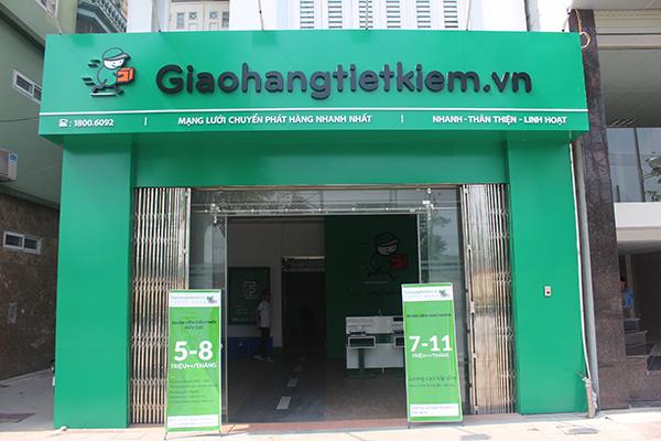 cửa hàng ghtk